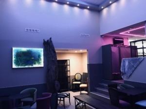 Photo du restaurant Suite & Faim, peinture et décoration par Deco Peint