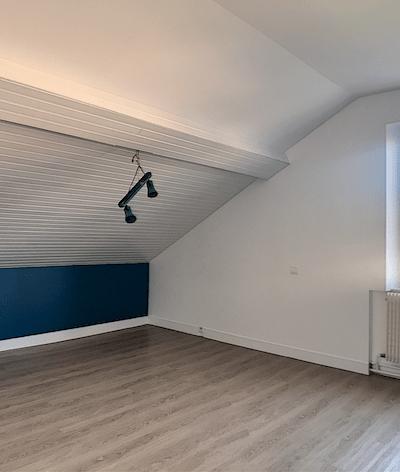chambre d'enfant rénovée par Deco Peint Fleury les Aubrais