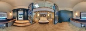Vue 360° suite parentale rénovée par Deco Peint